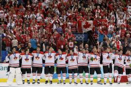 Canadá ganó a EEUU el «partido de todos los tiempos» e hizo historia olímpica