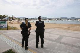 Denunciadas diez personas por prostitución callejera en Sant Antoni