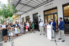 La renovada Ebusus Sociedad Cultural reabre sus puertas con un aspecto mucho más moderno