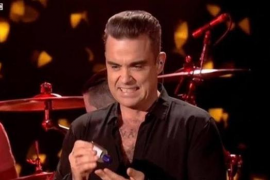 Robbie Williams cree que tiene el síndrome de Asperger