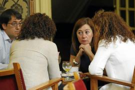 """El Govern lanza un mensaje de """"tranquilidad"""" tras la salida de Aguilera de Podemos"""