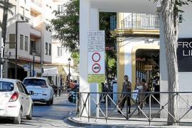 Vila pondrá en marcha en julio un servicio para informar de la ACIRE de la Marina y Dalt Vila
