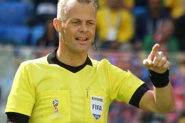 El holandés Björn Kuipers arbitrará el España-Rusia