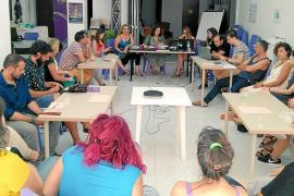 La cúpula de Podem Illes Balears se reúne en Ibiza para preparar su estrategia