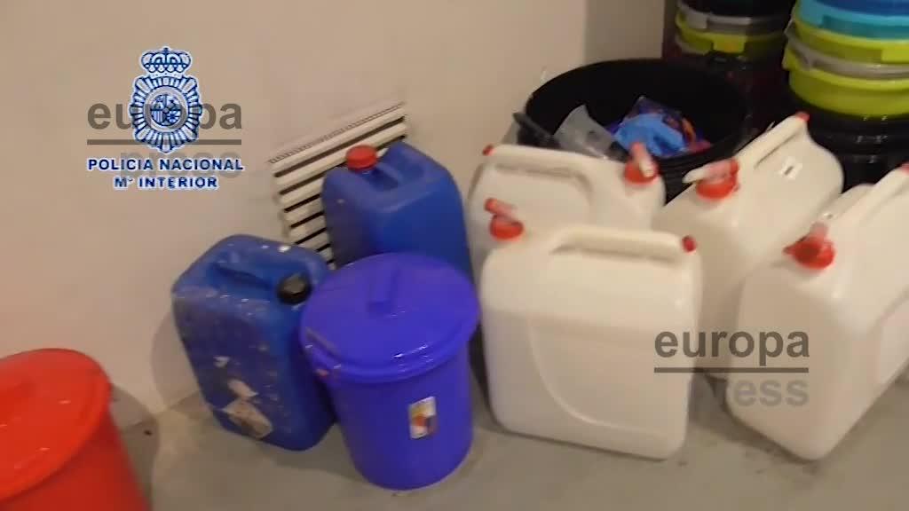 Un residente de Ibiza distribuía estupefacientes y cocaína para la Península y Países Bajos
