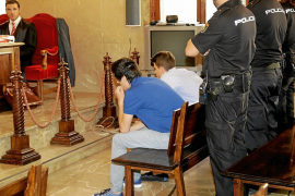 Fiscalía actúa contra 400 menores al año por malos tratos a su familia o pareja en Balears