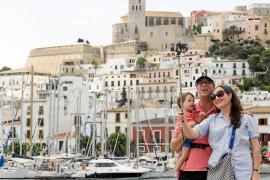 Ibiza y Formentera superan los 700.000 turistas en los primeros cinco meses del año