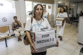 Alianza Mar Blava presenta cerca de 50.000 alegaciones contra Medsalt-2