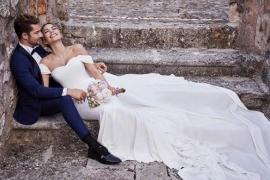 David Bisbal y Rossana Zanetti se casan en secreto