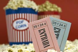 El IVA de las entradas de cine se rebaja a más de la mitad a partir de este jueves