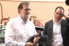 Rajoy no participará en las votaciones porque no ve justo «privilegiar» a un candidato