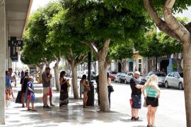 EPIC denuncia la falta de taxis en la ciudad de Ibiza