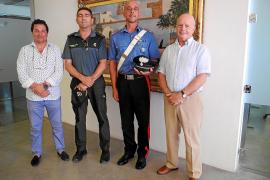 El carabinieri destinado a Formentera acaba en Sant Antoni por falta de alojamiento
