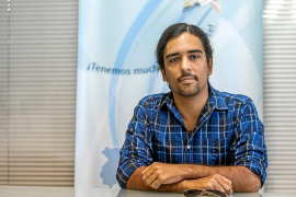 Dani Martínez Boerr, presidente de la Asociación Músics d'Eivissa: «Proponemos finalizar los conciertos a las once de la noche para respetar el descanso de los vecinos»