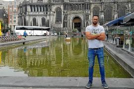 Valtonyc: «No me he escondido; al llegar me puse a disposición de la Justicia belga»