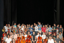 Jóvenes músicos en manos de uno de los mejores: Sergio Alapont