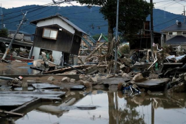Las peores lluvias torrenciales en tres décadas dejan ya 149 muertos en Japón