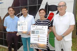 Campaña conjunta de Tren de Sóller, Barcos Azules y Unesco
