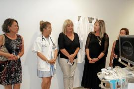 Las Pitiusas estrenan ocho ecógrafos con «tecnología punta» para los centros de salud