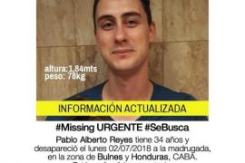 Solicitan ayuda para localizar a un joven de Ibiza desaparecido en Argentina