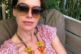 Lena Headey, de Juego de Tronos, descansa en Ibiza
