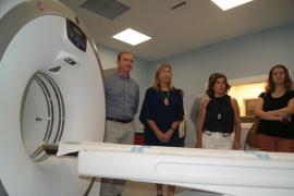 Siete pacientes se han beneficiado de la puesta en marcha del TAC en el hospital de Formentera