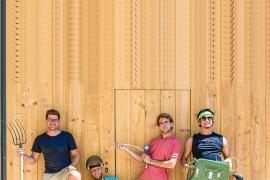 The Ibiza Boys parten hacia la aventura