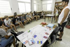 Dieciséis alumnos de las Pitiusas participan en la escuela de verano en inglés del Govern