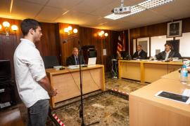 Condenado a 3 años y 4 meses de prisión el joven que atropelló mortalmente a Dani Viñals