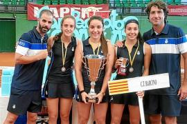 Lairón, campeona de España