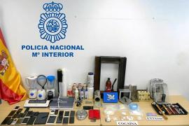 Una banda de narcos desmantelada en Ibiza se enfrenta a penas de ocho y nueve años de cárcel