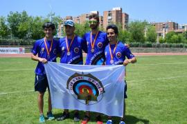 El s'Arc d'Eivissa se cuelga la plata en el Campeonato de España de clubes