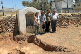 Sant Josep impulsa la museización de nueve aljibes localizados en Can Burgos