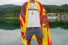 Jorge Gascón consigue la plata en el Campeonato de España