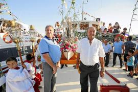Orgullo y devoción marinera en Santa Eulària
