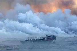 Al menos 23 personas heridas en un barco turístico en Hawái