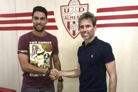 El ibicenco Juan Fernández jugará la próxima temporada en el Almería