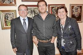 Martín Garrido Barón inaugura una exposición en La Misericòrdia