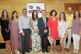 graduación y premios adema