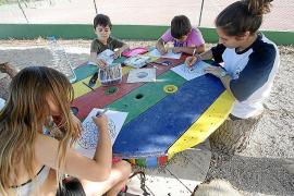 Durante este verano, ¡¡todos a jugar al patio del CEIP Balansat!!