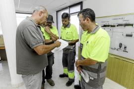 Cadagua delega en Abaqua el aumento de personal que exigen los trabajadores de las depuradoras