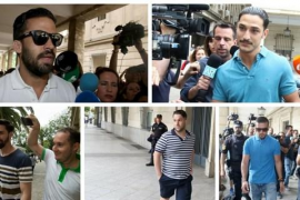 La Audiencia de Navarra desestima los recursos contra la puesta en libertad de 'La Manada'