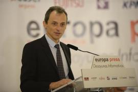 Pedro Duque afirma que la inversión en I+D+i del sector privado es «bastante mediocre» en España