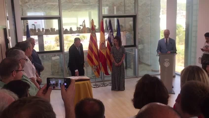 Ramón Roca toma posesión como nuevo director insular de la Administración del Estado