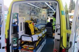 Herido un turista británico que se precipitó en un hotel de Sant Antoni