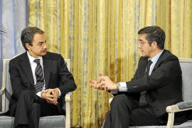 Zapatero 'respalda plenamente' el plan de López de acercar presos de ETA