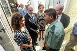 El acto de juramento del nuevo cargo de Ramón Roca, en imágenes (Fotos: Daniel Espinosa).