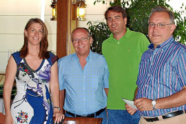 Rotary Club Palma y la Escuela de Hostelería, con Sonrisa Médica