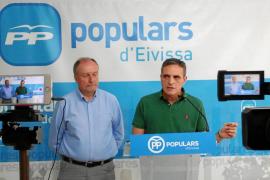El PP acusa al Consell de «sumisión» al Govern al renunciar a 8 millones de euros
