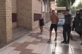 Pasa a disposición judicial el detenido por la agresión mortal a un joven británico en Sant Antoni